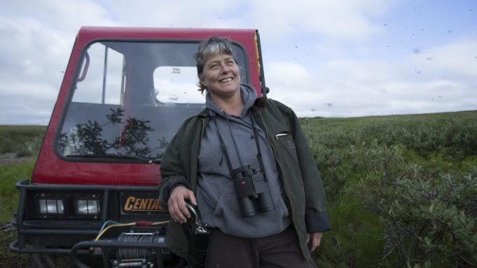 Sue Aikens in 'Life Below Zero' Via Deadline