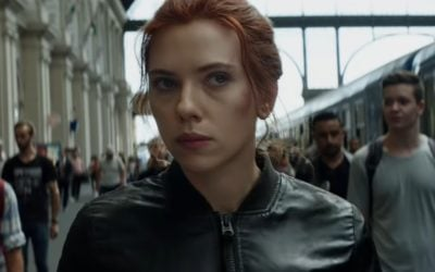 "New First Look Trailer for Marvel's ""Black Widow"" Released"