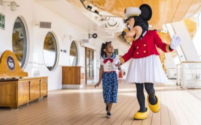 New Sail Away Minnie Mouse Collection Now Available Aboard Disney Cruise Line Ships