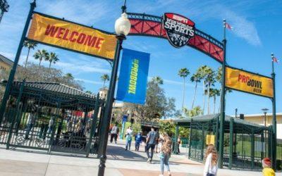NFL Pro Bowl Festivities Kick Off at Walt Disney World