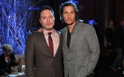 """Nic Pizzolatto, Matthew McConaughey to Re-Team for """"Redeemer"""" at FX"""