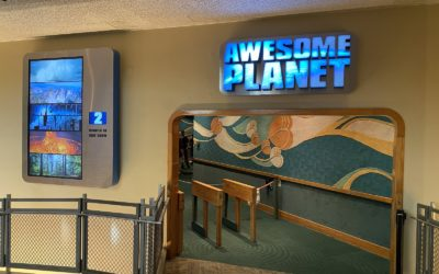 Photos - Awesome Planet Opens at Epcot's The Land Pavilion