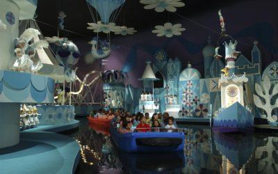 "Magic Kingdom's ""it's a small world"" to Remain Open During Queue Refurbishment"