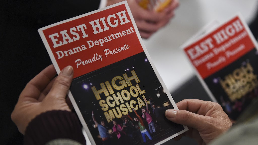 Recap High School Musical The Musical The Series Episode 9 Opening Night Laughingplace Com