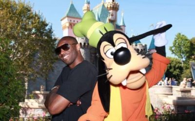 Remembering Disney Fan and Basketball Legend Kobe Bryant