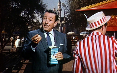 Retro-Inspired Popcorn Boxes to Become the New Normal for Popcorn at Disneyland Park