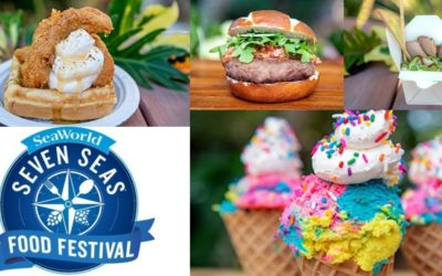 SeaWorld Orlando Announces Return of Seven Seas Food Festival