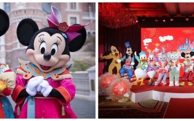 Shanghai Disney Resort to Usher in The Year of The Mouse With Spring Festival
