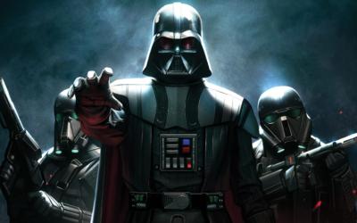 "Sneak Peek at Upcoming ""Star Wars: Darth Vader #1"" Released"