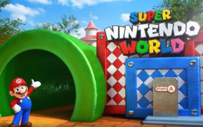 Super Nintendo World Coming to Universal Orlando's Epic Universe Park