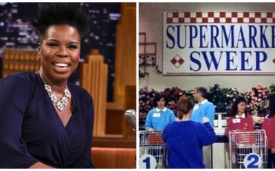 """ABC Revives """"Supermarket Sweep"""" Game Show With Host Leslie Jones"""