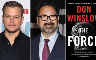 """Matt Damon, James Mangold Reteaming for Feature Adaptation of """"The Force"""""""