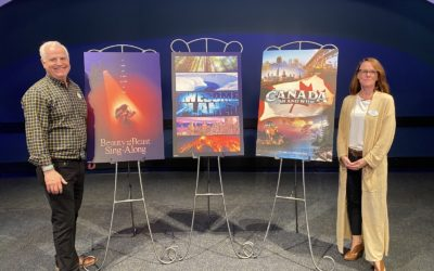 Interview with WDI's Tom Fitzgerald and Marie Colabelli About Three New Epcot Shows (Canada Far & Wide, Awesome Planet, Beauty and the Beast Sing-Along)