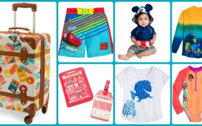 Travel in Style With Fun Vacation Essentials on shopDisney