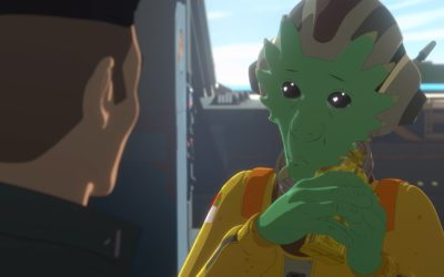 "TV Recap: ""Star Wars Resistance"" Season 2, Episodes 15 & 16 - ""The New World"" and ""No Place Safe"""