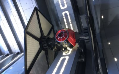 Video/Photos - Star Wars: Rise of the Resistance Attraction Opens at Disneyland's Galaxy's Edge