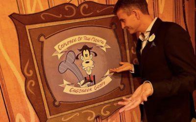 Walt Disney World President Shares Quick Glimpse of Progress on Mickey and Minnie's Runaway Railway