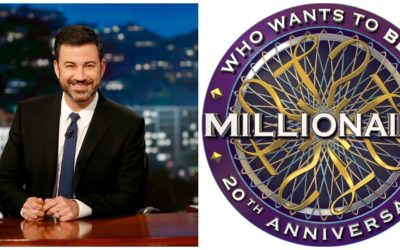 """Jimmy Kimmel to Host 8-Episode """"Who Wants to Be a Millionaire"""" Celebrity Revival"""