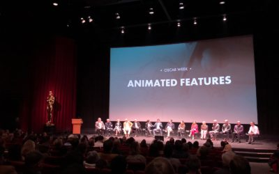 Best Animated Feature Nominees Unite for Panel Discussions at Academy Ahead of Oscars Ceremony