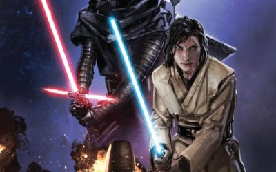 "Comic Review - ""Star Wars: The Rise of Kylo Ren"" #3"
