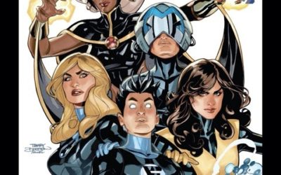 "Comic Review - ""X-Men/Fantastic Four #1"" Review"