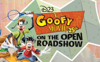 "D23 to Host ""A Goofy Movie: On The Open Roadshow"" in Celebration of the 25th Anniversary of the Film"
