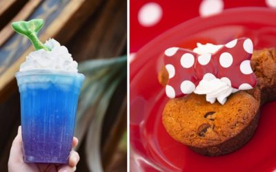 Delicious New Food Options, Dining Experiences Available Around Disneyland and Walt Disney World