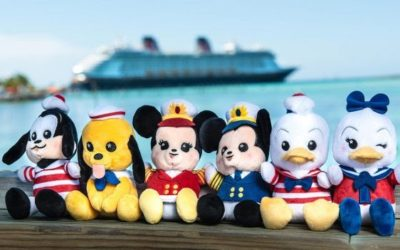 Disney Cruise Line Debuts Exclusive Collection of Disney Parks Wishables Featuring The Sensational Six