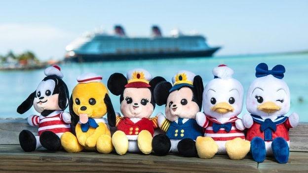Disney Parks Wishables Now Setting Sail