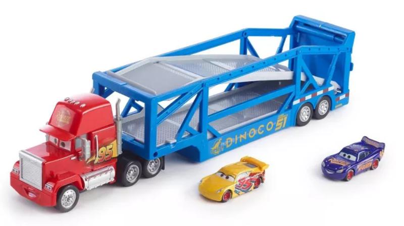 Disney Releases Lineup Of Merchandise For Disney Pixar S Cars In
