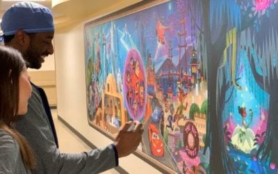 Disney's Team of Heroes Program Comes to Three Central Florida Children's Hospitals