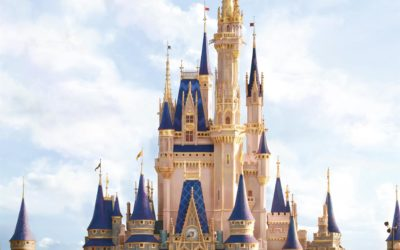 Disney World Announces Makeover for Cinderella Castle