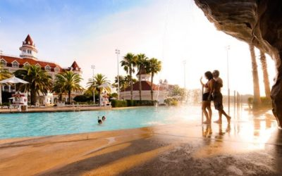 Beach Pool Water Play Area at Disney's Grand Floridian to Close for Refurbishment