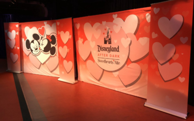 Disneyland After Dark Sweetheart's Night 2020 Photo Op Roundup