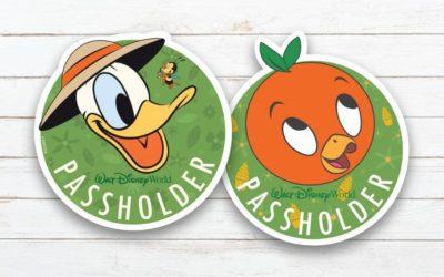 Disney Reveals Annual Passholder Exclusives for 2020 Epcot International Flower & Garden Festival