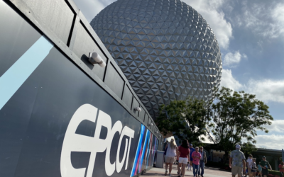 """Epcot Park Becomes """"EPCOT"""" In Advance of Transformation"""