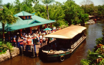 Extinct Attractions - Discovery River Boats