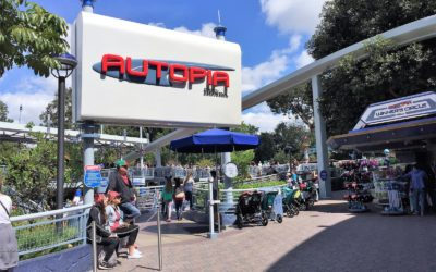 FastPass, MaxPass Coming Soon to Autopia, Monsters Inc. Mike & Sulley to the Rescue!