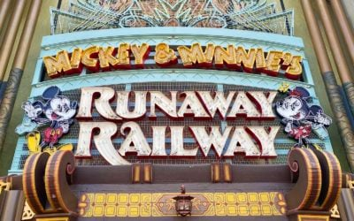 FastPass+ Now Available for Mickey & Minnie's Runaway Railway at Disney's Hollywood Studios