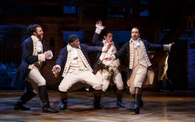 "Disney to Release Broadway Smash ""Hamilton"" in Theaters Fall 2021"