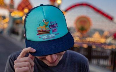 Merchandise Revealed for 2020 Disney California Adventure Food & Wine Festival