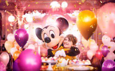"Enhance Your Disneyland Paris Celebration with ""Mickey's Gift"" Signature Experiences"