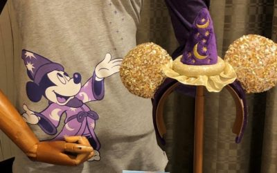 "New Merchandise to Debut for ""Magic Happens"" Parade at Disneyland"