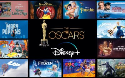 Oscar Winning FIlms and Shorts Now Streaming on Disney+
