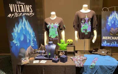 Photos - New Disney Villains After Hours Merchandise and Food