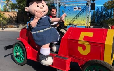 Photos/Video: Knott's Peanuts Celebration Returns for 2020 with More Snoopy Fun at Knott's Berry Farm