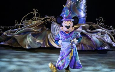 "Preview: Behind the Scenes of ""Magic Happens,"" Disneyland's All-New Daytime Parade"