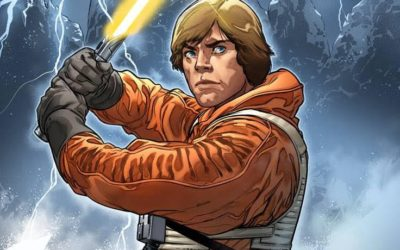 "Preview: Luke Skywalker Gets a Yellow Lightsaber in Upcoming Issues of Marvel Comics' ""Star Wars"""