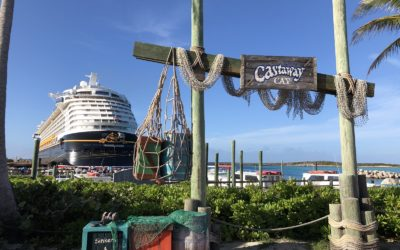 Sailing Away! A First-Timer's Review of the Disney Cruise Line