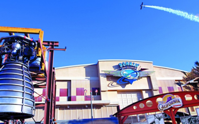 "Disneyland Annual Passholders Get Extra Flight Time on ""Soarin' Over California"""